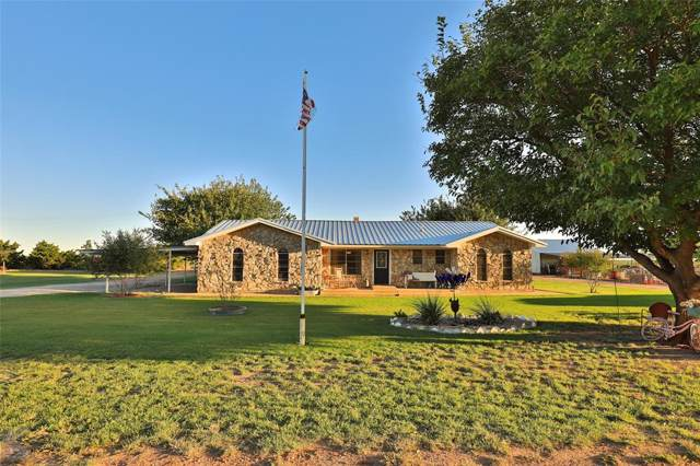 325 Waylon Road, Haskell, TX 79521 (MLS #14202784) :: RE/MAX Town & Country
