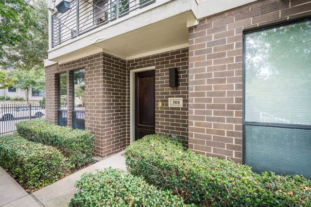 2606 Shelby Avenue #301, Dallas, TX 75219 (MLS #14202791) :: RE/MAX Pinnacle Group REALTORS