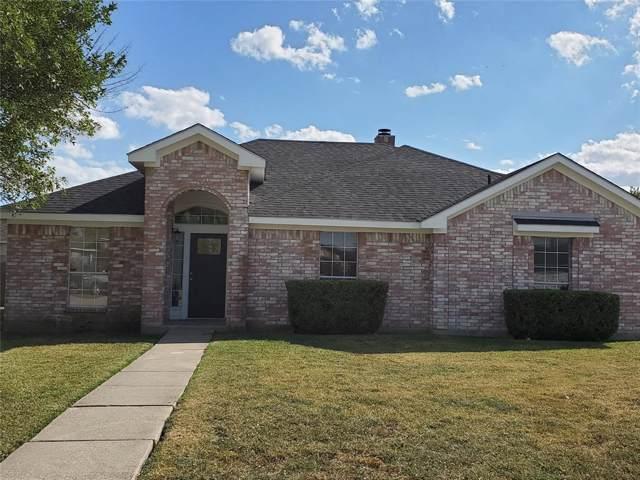 1116 Wentwood Court, Desoto, TX 75115 (MLS #14202798) :: Century 21 Judge Fite Company