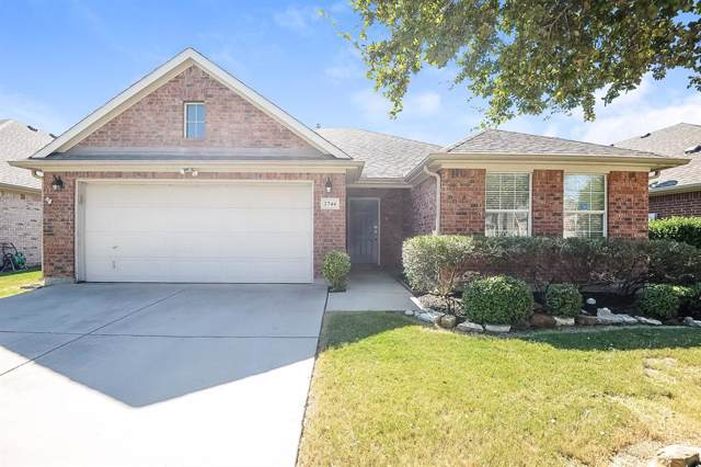 2744 Sunlight Drive, Little Elm, TX 75068 (MLS #14202804) :: Lynn Wilson with Keller Williams DFW/Southlake