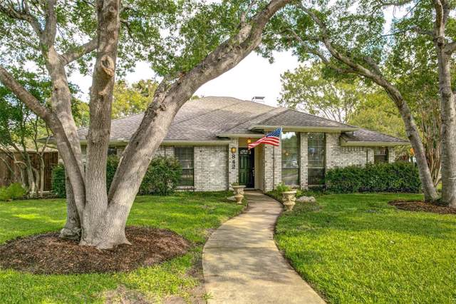 842 Lockhaven Lane, Coppell, TX 75019 (MLS #14202811) :: The Real Estate Station