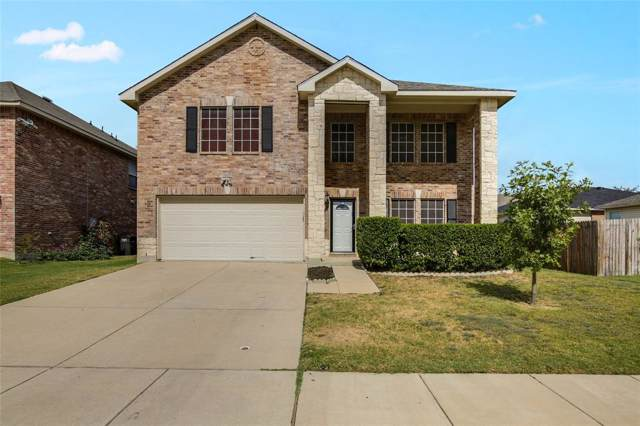 1629 Diamond Lake Trail, Fort Worth, TX 76247 (MLS #14202813) :: Kimberly Davis & Associates