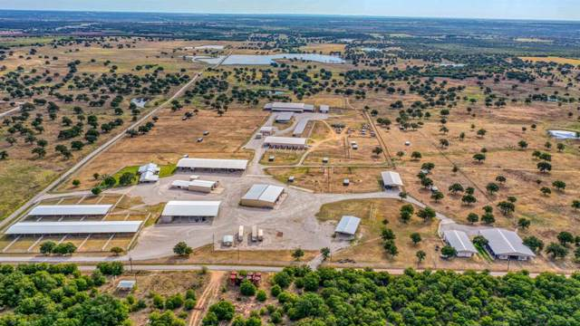 1100 Co Road 177, Eastland, TX 76437 (MLS #14202817) :: All Cities Realty