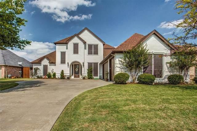 933 Thomas Crossing Drive, Fort Worth, TX 76028 (MLS #14202835) :: Lynn Wilson with Keller Williams DFW/Southlake