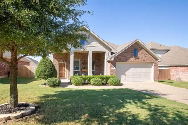 1408 Fox Glen Trail, Mansfield, TX 76063 (MLS #14202850) :: The Real Estate Station
