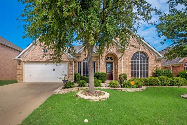 9921 Crawford Farms Drive, Fort Worth, TX 76244 (MLS #14202864) :: Acker Properties