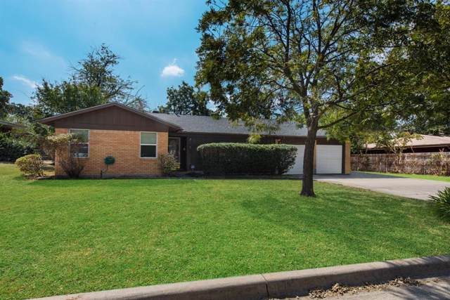 6404 Dovenshire Terrace, Fort Worth, TX 76112 (MLS #14202879) :: Lynn Wilson with Keller Williams DFW/Southlake