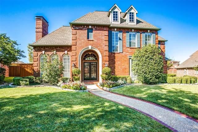 5917 Pathfinder Drive, Plano, TX 75093 (MLS #14202888) :: Lynn Wilson with Keller Williams DFW/Southlake