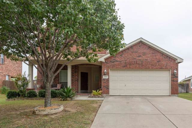 6826 Dream Dust Drive, North Richland Hills, TX 76180 (MLS #14202889) :: Lynn Wilson with Keller Williams DFW/Southlake