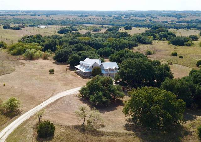 5411 County Road 522, Stephenville, TX 76401 (MLS #14202895) :: Lynn Wilson with Keller Williams DFW/Southlake