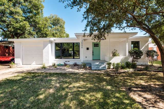 10946 Park Oak Circle, Dallas, TX 75228 (MLS #14202897) :: Team Hodnett