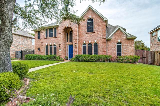 4105 Grace Lane, Grapevine, TX 76051 (MLS #14202911) :: The Rhodes Team