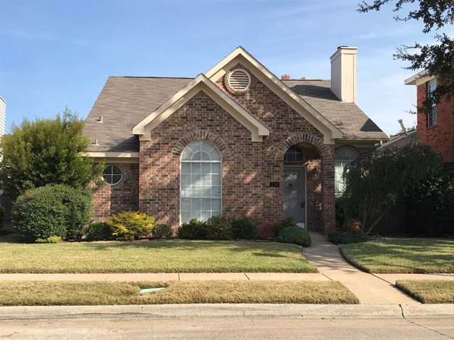 554 Raintree Circle, Coppell, TX 75019 (MLS #14202918) :: RE/MAX Town & Country