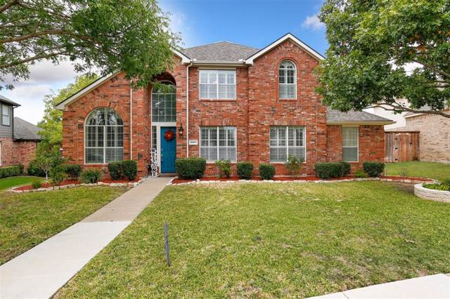 10477 Enchanted Meadow Drive, Frisco, TX 75033 (MLS #14202930) :: Lynn Wilson with Keller Williams DFW/Southlake