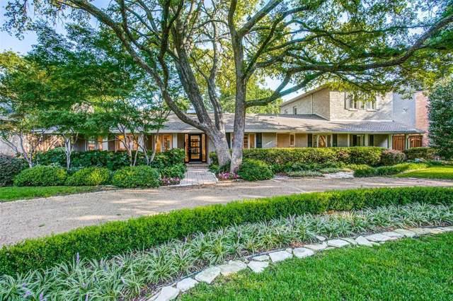 4441 Gloster Road, Dallas, TX 75220 (MLS #14202946) :: Lynn Wilson with Keller Williams DFW/Southlake