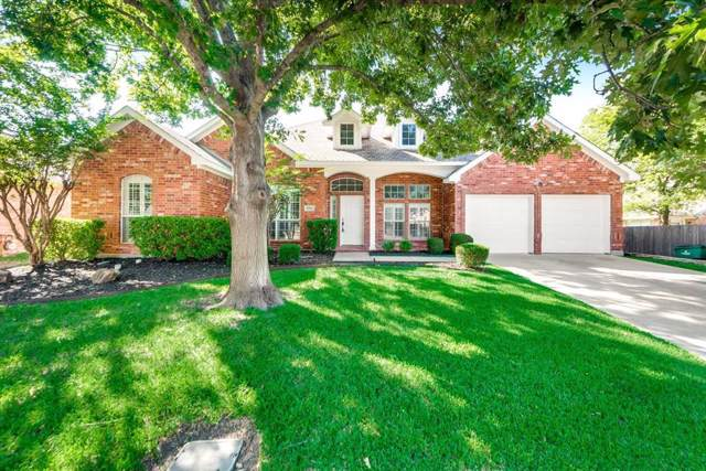 2816 Abbey Road, Mckinney, TX 75072 (MLS #14202978) :: All Cities Realty