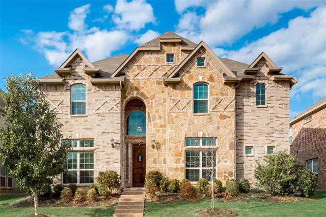 1362 Polo Heights Drive, Frisco, TX 75033 (MLS #14202979) :: The Good Home Team