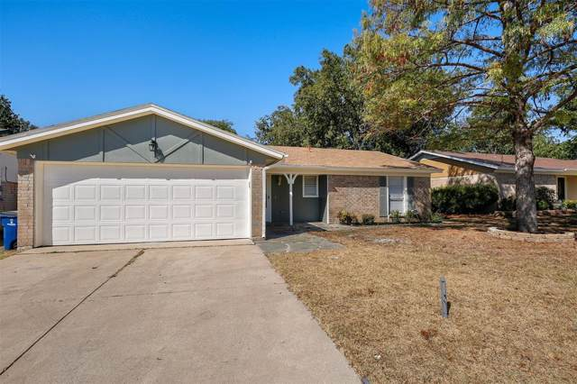 6249 Stardust Drive S, Watauga, TX 76148 (MLS #14202997) :: Dwell Residential Realty
