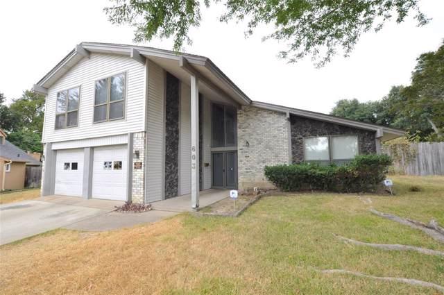 603 Truman Court, Duncanville, TX 75137 (MLS #14203007) :: Century 21 Judge Fite Company