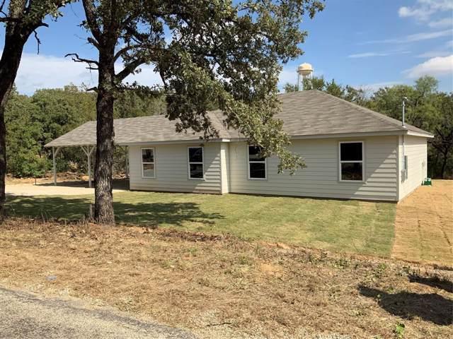 108 Turkey Creek Road, Mineral Wells, TX 76067 (MLS #14203035) :: Kimberly Davis & Associates