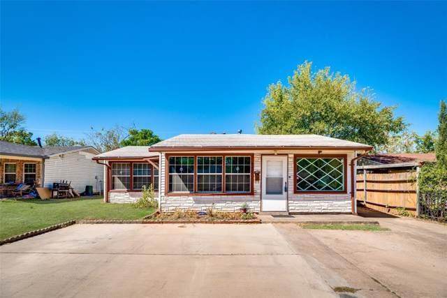 4225 Pensacola Court, Dallas, TX 75211 (MLS #14203037) :: Lynn Wilson with Keller Williams DFW/Southlake