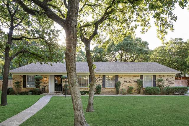 5204 Coventry Place, Colleyville, TX 76034 (MLS #14203038) :: EXIT Realty Elite