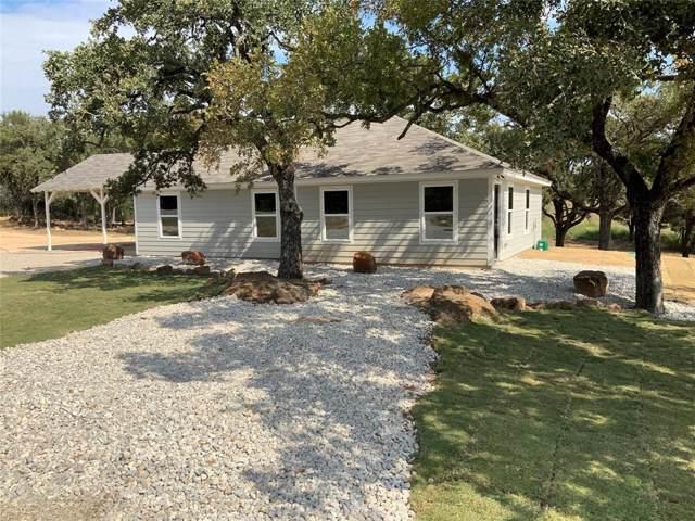 100 Turkey Creek Road, Mineral Wells, TX 76067 (MLS #14203066) :: Kimberly Davis & Associates