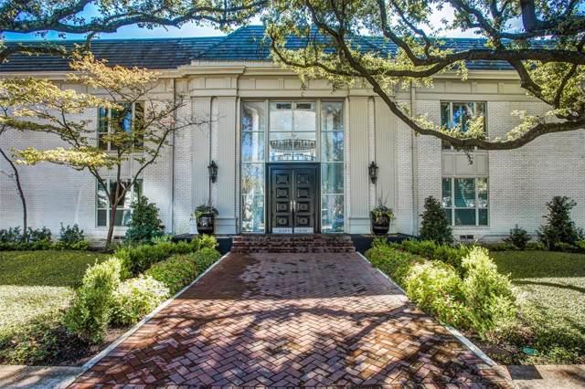 6146 Averill Way 105E, Dallas, TX 75225 (MLS #14203069) :: The Heyl Group at Keller Williams