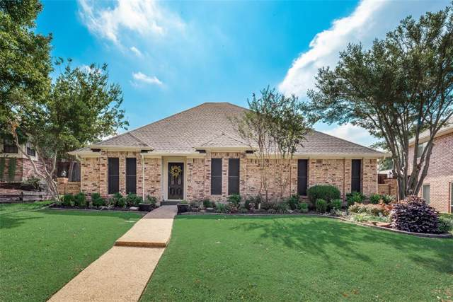 1215 Sycamore Drive, Carrollton, TX 75007 (MLS #14203076) :: The Good Home Team