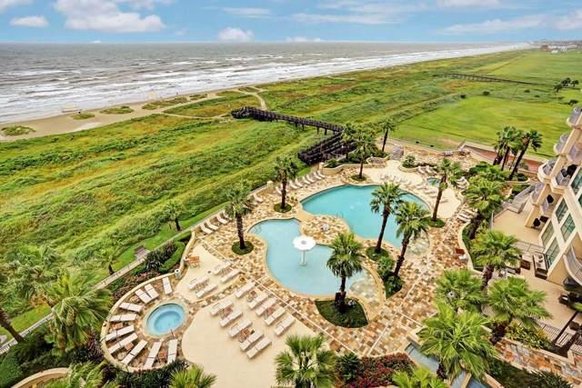 801 E Beach Drive Bc0708, Galveston, TX 77550 (MLS #14203111) :: RE/MAX Town & Country