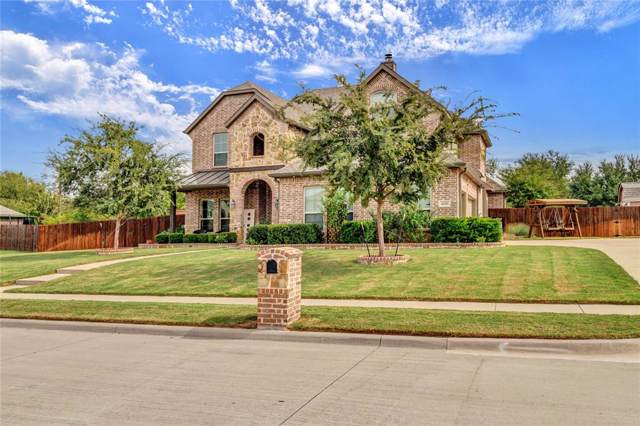 6020 Park View Drive, Midlothian, TX 76065 (MLS #14203124) :: Lynn Wilson with Keller Williams DFW/Southlake