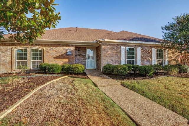 1201 Sandy Creek Drive, Allen, TX 75002 (MLS #14203127) :: The Rhodes Team