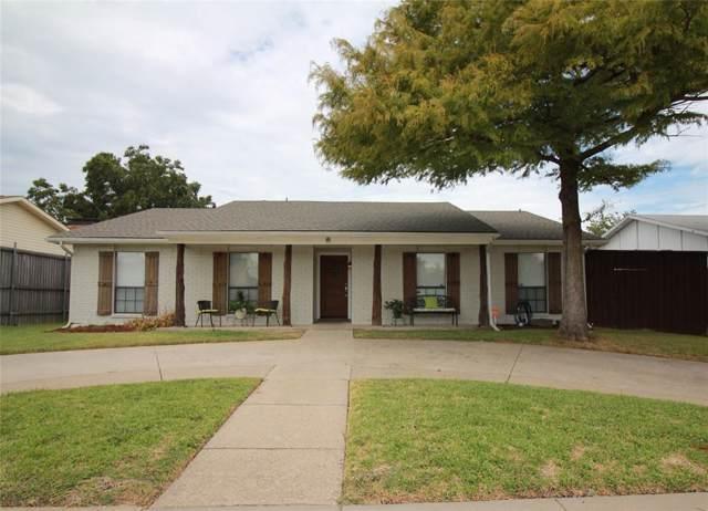 813 Stone Trail Drive, Plano, TX 75023 (MLS #14203141) :: Van Poole Properties Group