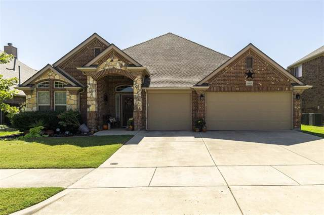 5913 Eagle Mountain Drive, Denton, TX 76226 (MLS #14203153) :: All Cities Realty