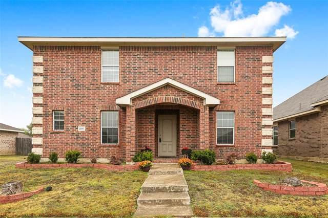 2111 Dyer Street, Lancaster, TX 75146 (MLS #14203178) :: Lynn Wilson with Keller Williams DFW/Southlake