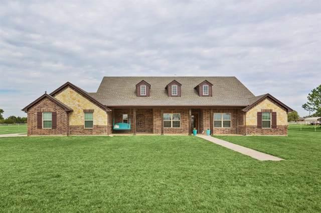 108 Van Meter Drive, Aurora, TX 76078 (MLS #14203186) :: The Hornburg Real Estate Group