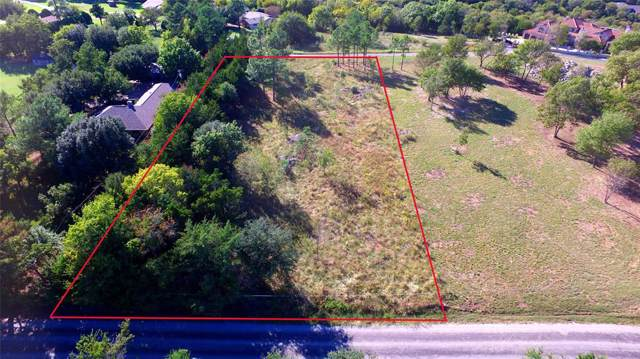 Lot #3 Lakeview Drive, Denison, TX 75020 (MLS #14203235) :: The Heyl Group at Keller Williams