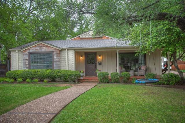 3121 Lamesa Place, Fort Worth, TX 76109 (MLS #14203247) :: The Mitchell Group