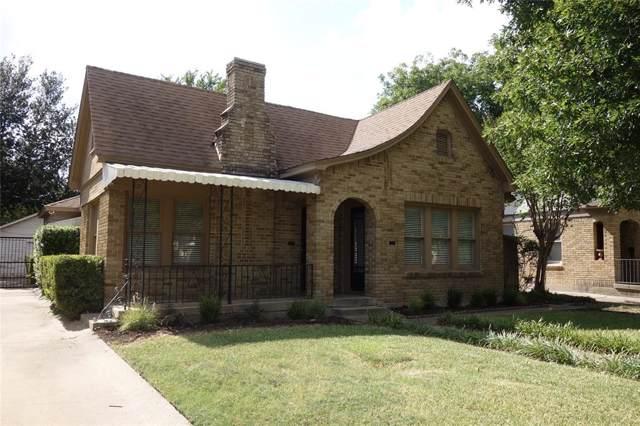 3218 Greene Avenue, Fort Worth, TX 76109 (MLS #14203258) :: Lynn Wilson with Keller Williams DFW/Southlake