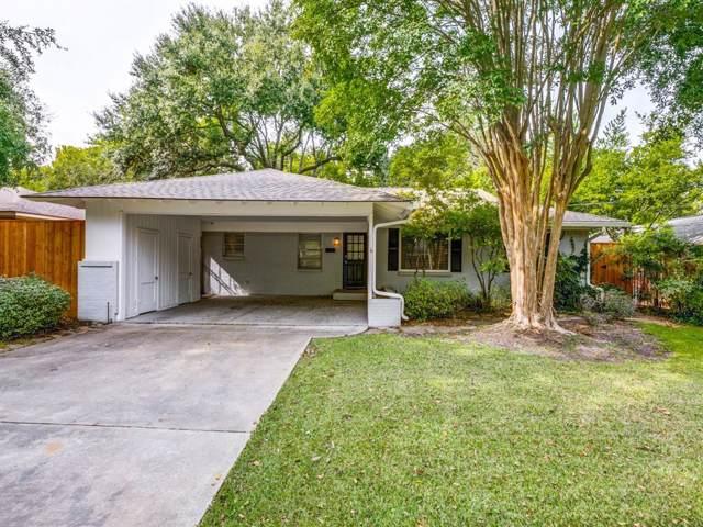 6515 Danbury Lane, Dallas, TX 75214 (MLS #14203267) :: Tanika Donnell Realty Group