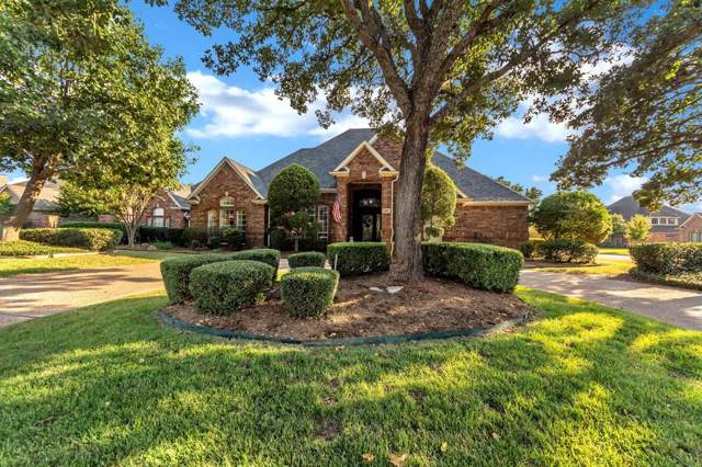 245 Silverwood Circle, Southlake, TX 76092 (MLS #14203270) :: Van Poole Properties Group