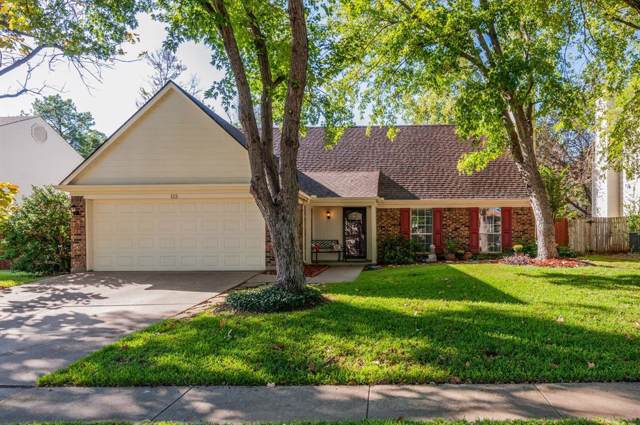112 Wooddale, Euless, TX 76039 (MLS #14203276) :: The Chad Smith Team