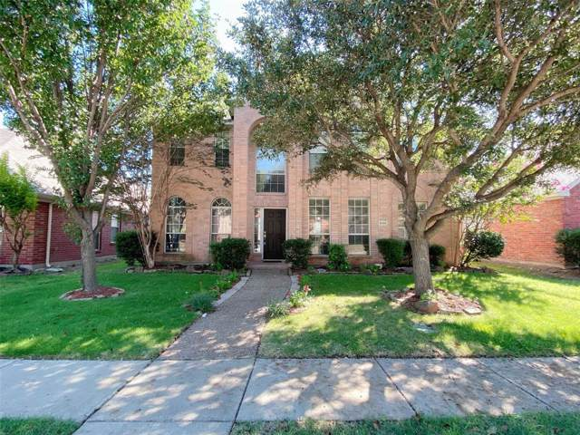 5105 Crossvine Lane, Mckinney, TX 75070 (MLS #14203284) :: Kimberly Davis & Associates