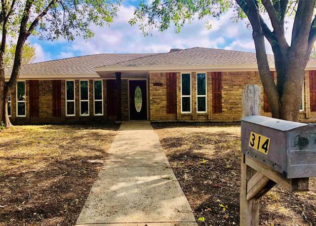 314 Naples Drive, Duncanville, TX 75116 (MLS #14203297) :: Lynn Wilson with Keller Williams DFW/Southlake