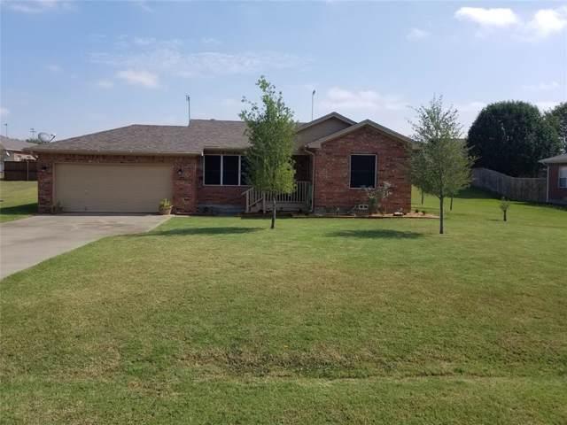 702 Doris Lane, Gunter, TX 75058 (MLS #14203304) :: RE/MAX Town & Country