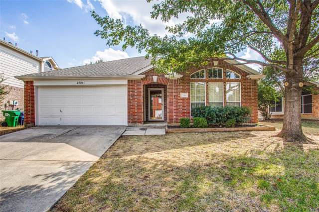 2504 Champlain Lane, Denton, TX 76210 (MLS #14203328) :: Lynn Wilson with Keller Williams DFW/Southlake