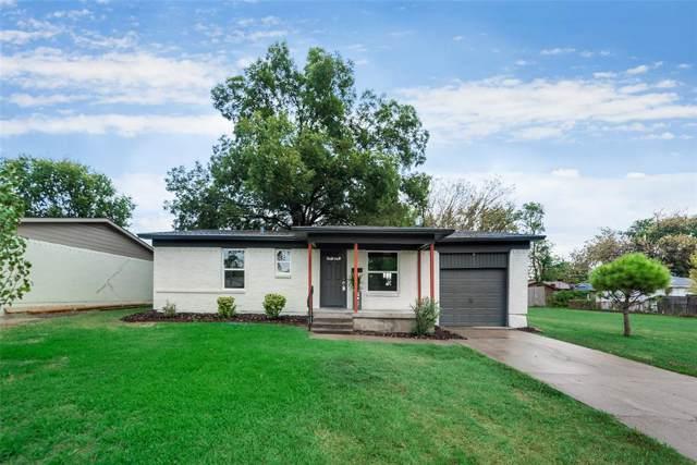 1822 Highland Street, Mesquite, TX 75149 (MLS #14203355) :: Lynn Wilson with Keller Williams DFW/Southlake