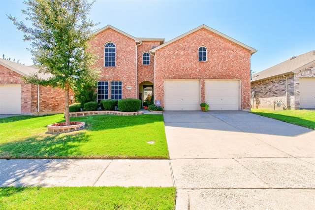 5821 Paloma Blanca Drive, Fort Worth, TX 76179 (MLS #14203357) :: RE/MAX Town & Country
