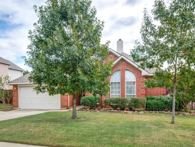 2512 Cornell Drive, Flower Mound, TX 75022 (MLS #14203371) :: Lynn Wilson with Keller Williams DFW/Southlake