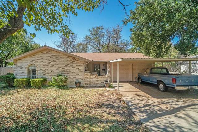 3908 Cartist Drive, Fort Worth, TX 76116 (MLS #14203372) :: EXIT Realty Elite
